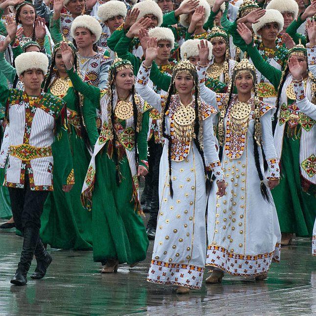 Photo credit :  https://en.wikipedia.org/wiki/Turkmens